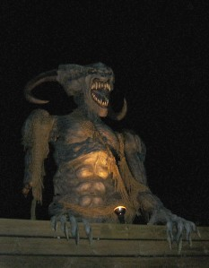 Demonic Gremlin Dude