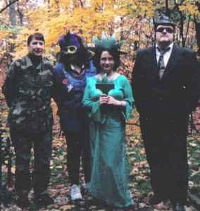 Halloween Shenanigans of 2004