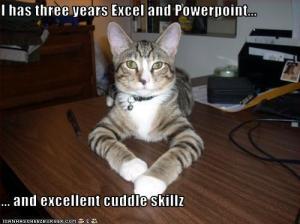 Skilled Cat