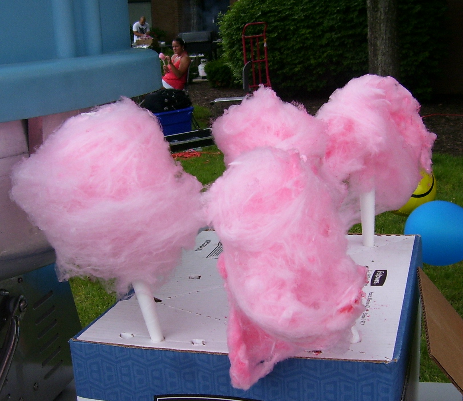 cotton candy Candy you ate as a kid® is available in many types including cotton candy like we used to get at the county fair.