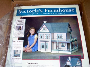 I'm going to build this dollhouse.