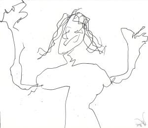 Trampoline Sketch